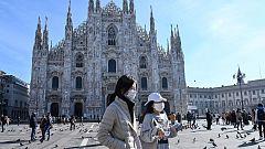 Italia confirma cinco muertes por coronavirus y eleva a 219 los contagiados
