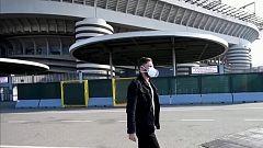 El deporte en Italia, en alerta por el coronavirus
