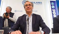 """Alfonso Alonso achaca su dimisión a """"una colisión entre dos maneras de entender el partido"""""""