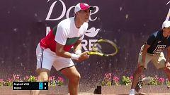 Tenis - ATP 250 Torneo Santiago: T. Seyboth Wild - F. Bagnis