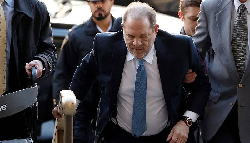 Harvey Weinstein, culpable de un delito de agresión sexual y otro de violación en tercer grado