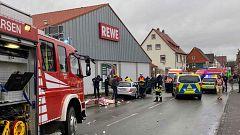 Una treintena de heridos en un atropello masivo en Alemania