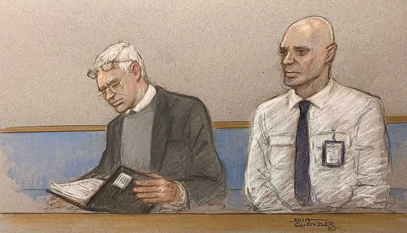 Comienza en Reino Unido el juicio para la extradición a EE.UU. de Julian Assange
