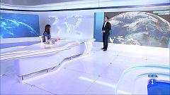 Descenso generalizado de las temperaturas, salvo en el Mediterráneo