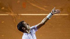 Tenis - ATP 250 Torneo Santiago: R. Carballes Baena - J. Munar