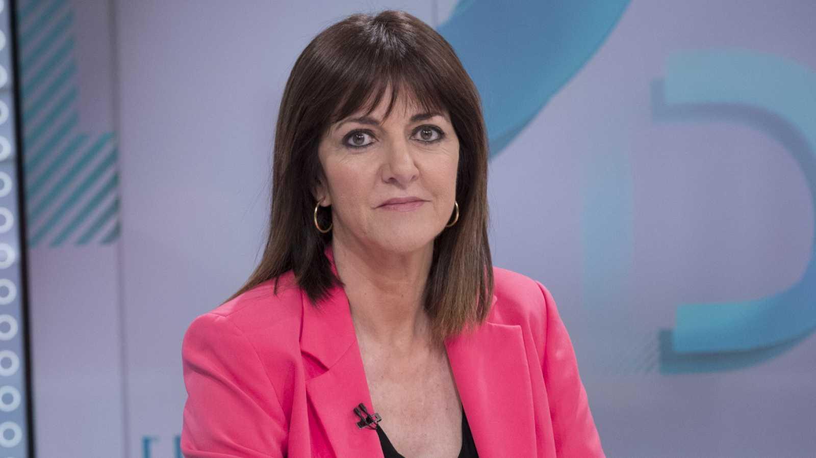 Los desayunos de TVE - Idoia Mendia, secretaria del PSE-EE - ver ahora