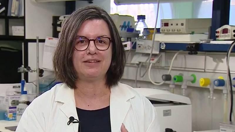 """Sonia Zúñiga investigadora del Centro Nacional de Biotecnología-CSIC, ha explicado en Los desayunos de TVE que el coronavirus COVID-19 está teniendo la """"evolución esperada""""."""