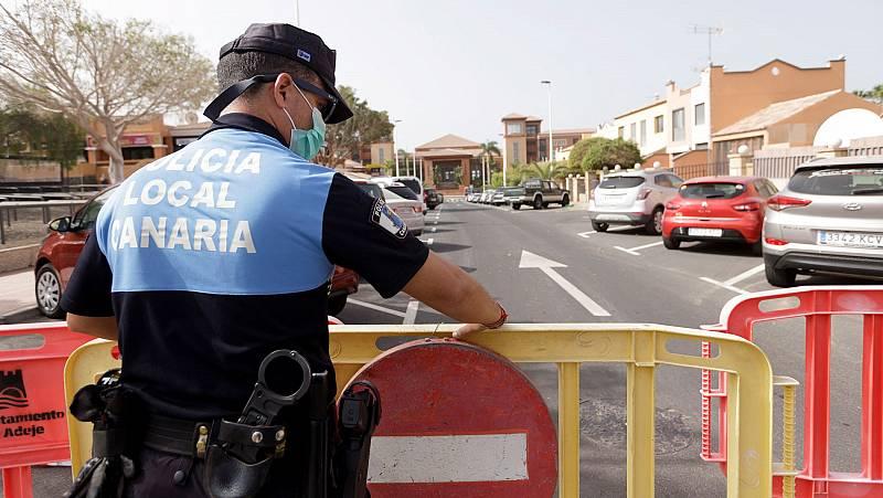 Bajo vigilancia todos los clientes del hotel de Tenerife donde se alojaba el italiano contagiado