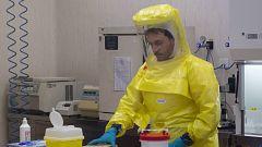Los hospitales de Milán luchan contra el coronavirus