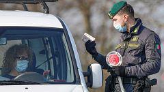 El norte de Italia, blindado contra la amenaza invisible del coronavirus