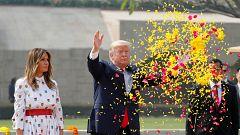 Corazón - La familia Trump disfruta de su viaje oficial a la India