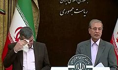 El viceministro de Sanidad de Irán, positivo por coronavirus en el país con más fallecidos después de China