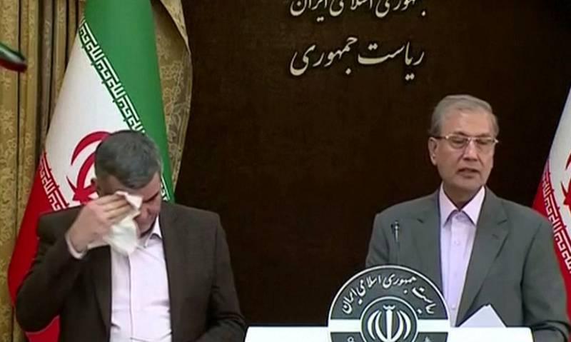 El viceministro de Sanidad de Irán, positivo por coronavirus
