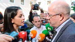 Igea mantiene el pulso antes de confirmar su candidatura a liderar Ciudadanos