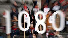 La pensión media en España supera los mil euros por primera vez