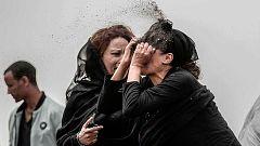 Un desastre aéreo y protestas sociales, nominados al World Press Photo 2020