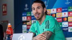"""Sergio Ramos: """"Llega una semana decisiva y aquí es donde se ven a los tíos"""""""
