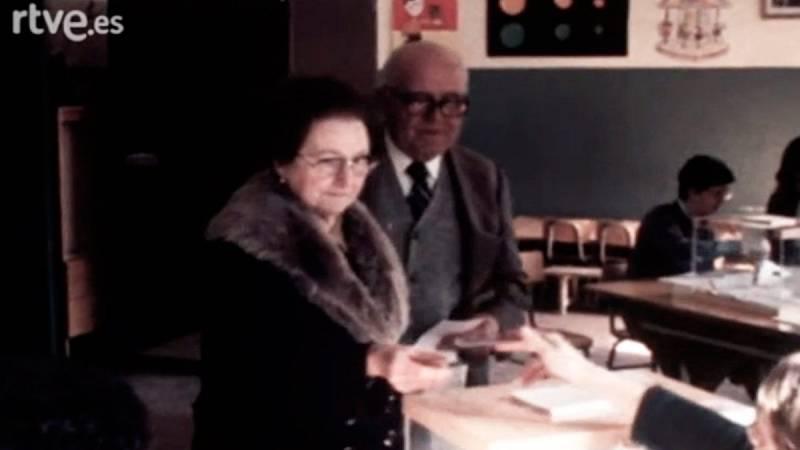 Arxiu TVE Catalunya - Jornada electoral en les eleccions la presidència de la Generalitat el 1980