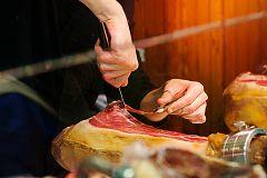 España Directo - El oficio del cortador de jamón