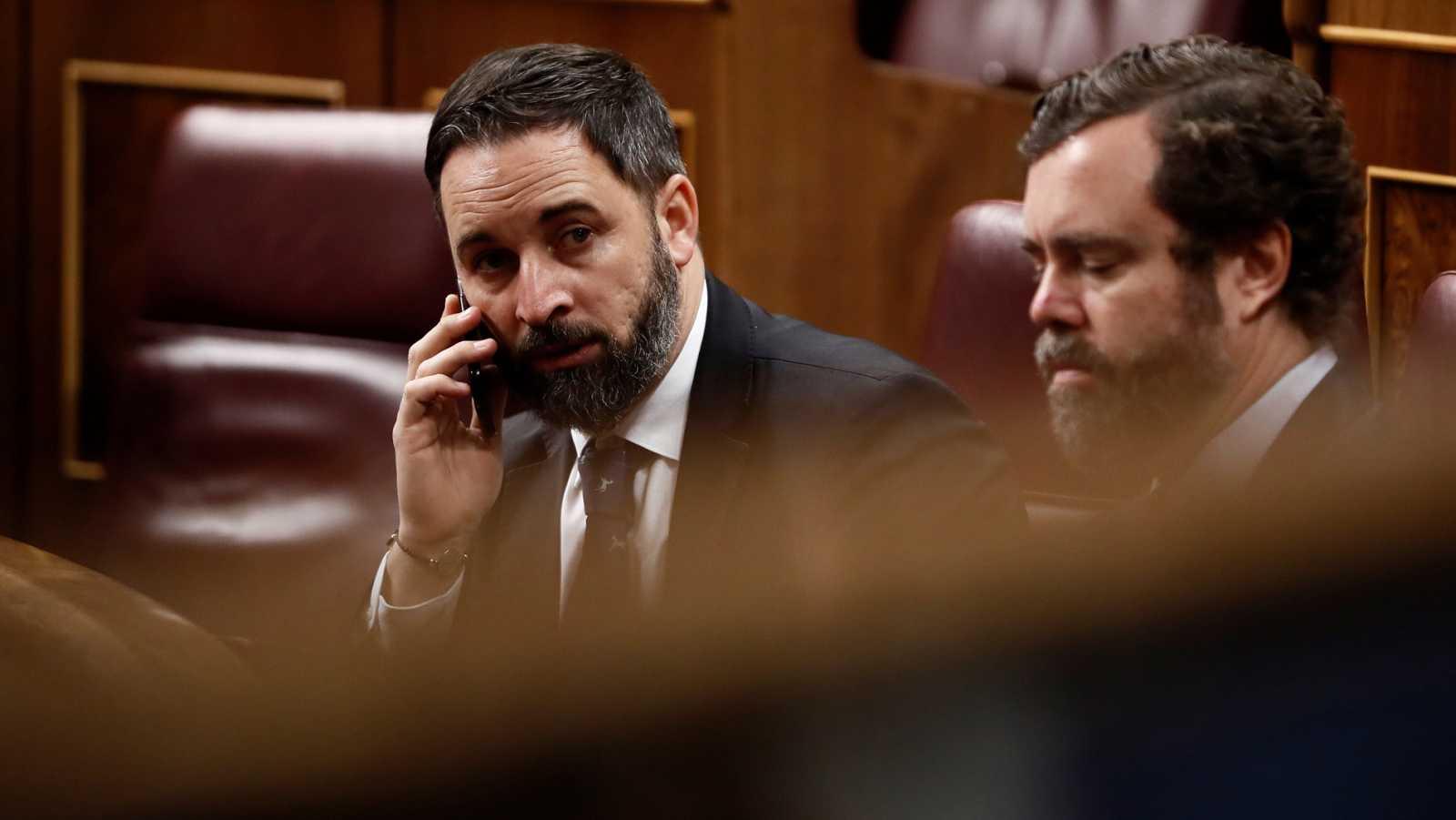 Vox niega irregularidades en sus primarias, como denuncia el candidato alternativo a Abascal
