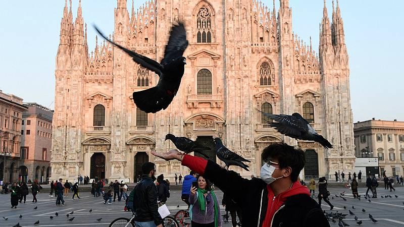 Suben a 10 los muertos por coronavirus en Italia