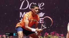 Tenis - ATP 250 Torneo Santiago: T. Monteiro - L. Mayer