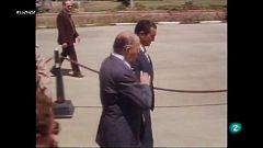 """Muere Hosni Mubarak, el """"último faraón"""""""