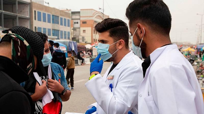 Se eleva el número de países afectados por el coronavirus