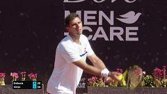 Tenis - ATP 250 Torneo Santiago: F. Delbonis - M. Klizan