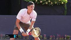 Tenis - ATP 250 Torneo Santiago: F.Coria - J.Londero
