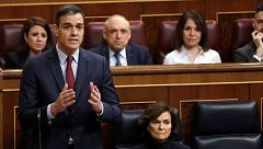"""Sánchez promete ir a la mesa entre gobiernos """"con el mejor de los ánimos"""" y espera que """"dé frutos para el reencuentro"""""""