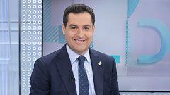 Los desayunos de TVE - Juan Manuel Moreno, presidente de la Junta de Andalucía