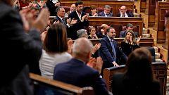 La oposición pide a gritos la dimisión de Ábalos por el caso Delcy, mientras el PSOE y Unidas Podemos le aplauden