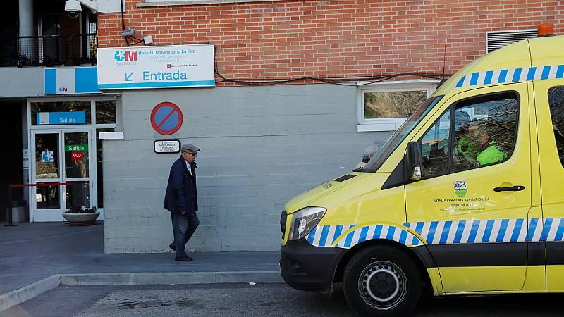 Tres nuevos casos en Madrid, Cataluña y Sevilla elevan a 12 los contagios por coronavirus