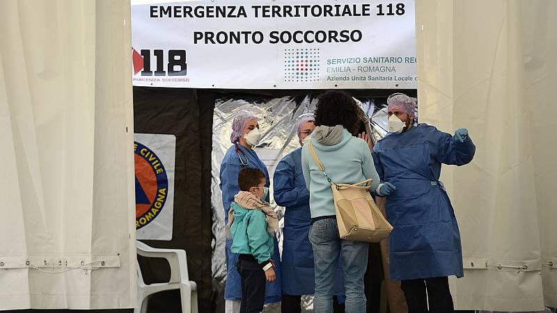 La incertidumbre y el miedo al coronavirus agitan la economía italiana