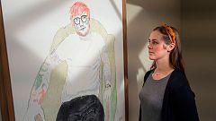Una gran exposición en Londres repasa la trayectoria de David Hockney en más de 150 dibujos