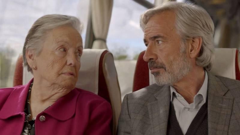 Cuéntame cómo pasó - Herminia anima a Antonio a recuperar a Merche