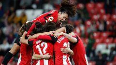Resumen y goles del Athletic 2-1 Tacón