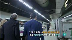 Se reúne la mesa de diálogo que Sánchez prometió a ERC