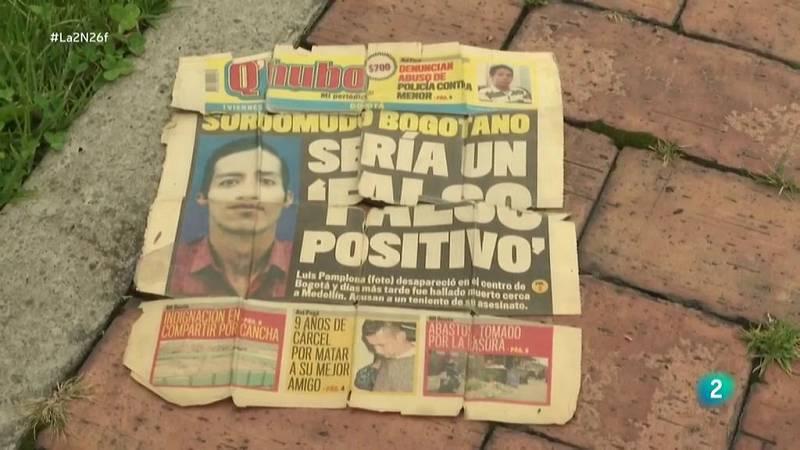 """""""Falsos positivos"""", crímenes de Estado en Colombia"""