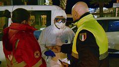 Italia suma 400 casos de coronavirus y 12 muertes