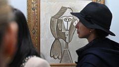 Comienza Arco con obras destacadas de Picasso, Chillida o Antonio López