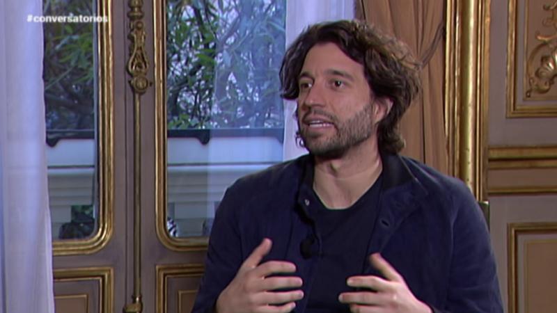 Conversatorios en Casa de América - Alejandro Landes - ver ahora
