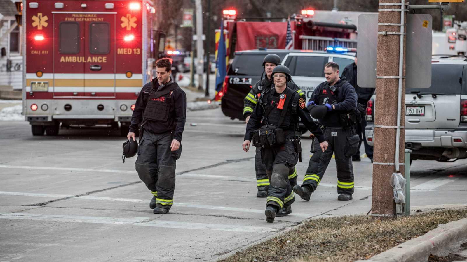 Un tiroteo en una fábrica de cerveza en Milwaukee deja al menos seis muertos
