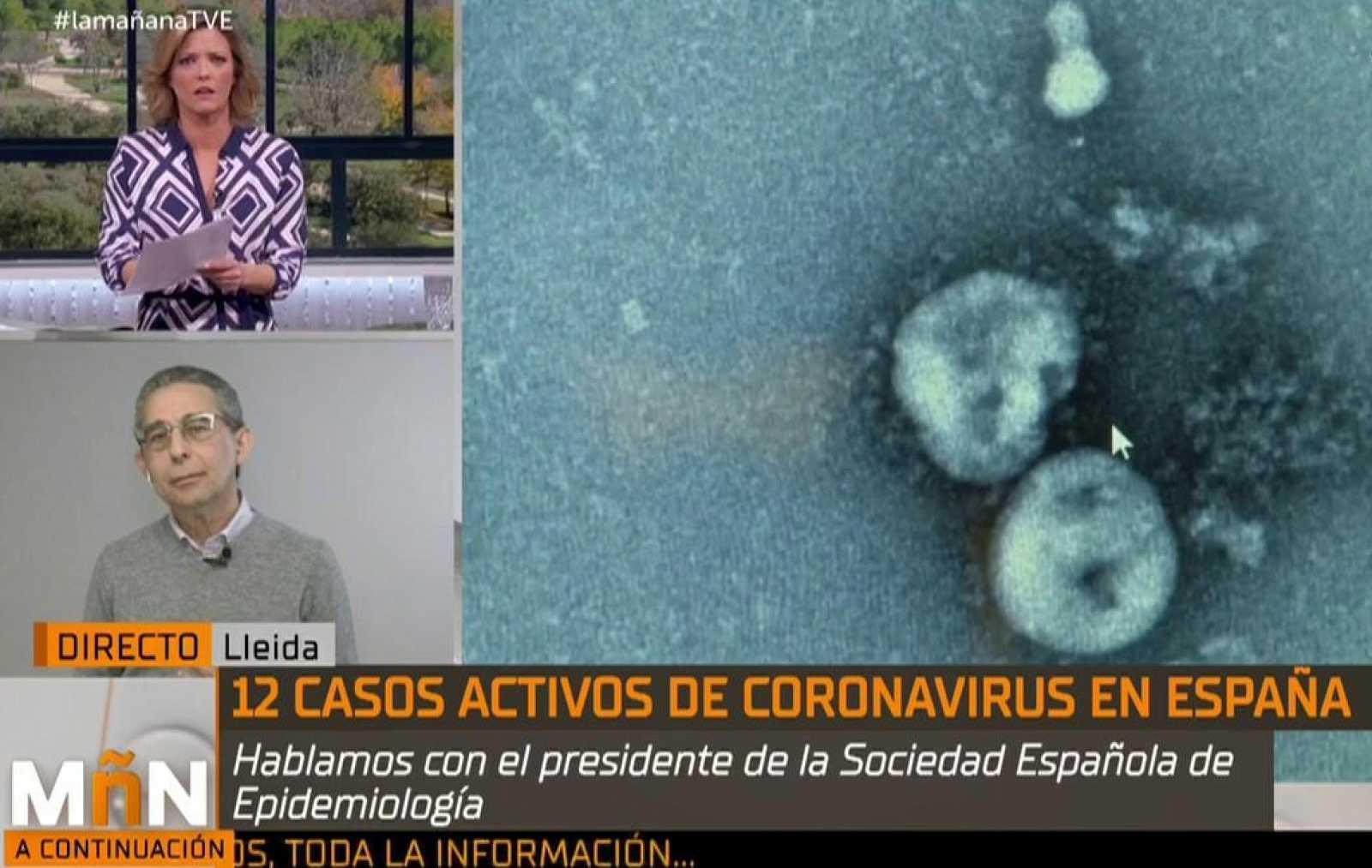 """La Mañana - El experto Pere Godoy avisa: """"El miedo y uso de masivo de mascarillas está injustificado"""""""