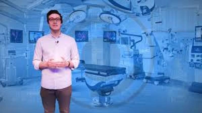 Un dispositivo para detectar bacterias en un quirófano