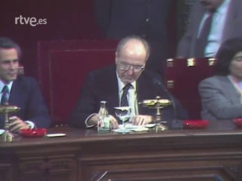 Arxiu TVE Catalunya - Parlament de Catalunya: Primera sessió del Debat d'Investidura