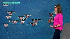 El tiempo en Canarias - 27/02/2020