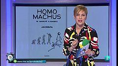 Para Todos La 2-El Homo Machus según el ilustrador Javier Royo