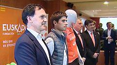 El Euskaltel-Euskadi vuelve a correr tras siete años